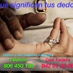 Significado de los dedos de la mano