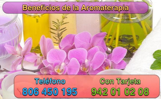 beneficios de la aromaterapia