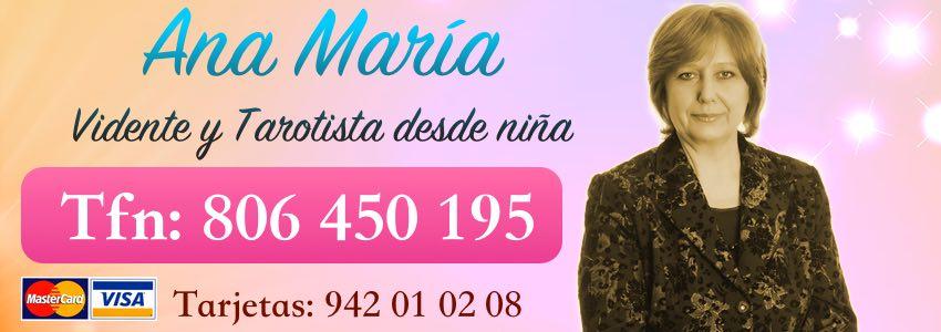 Ana Maria: vidente y tarotista